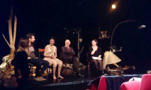 Rencontre Alain Rémond à la Manufacture des Abbesses